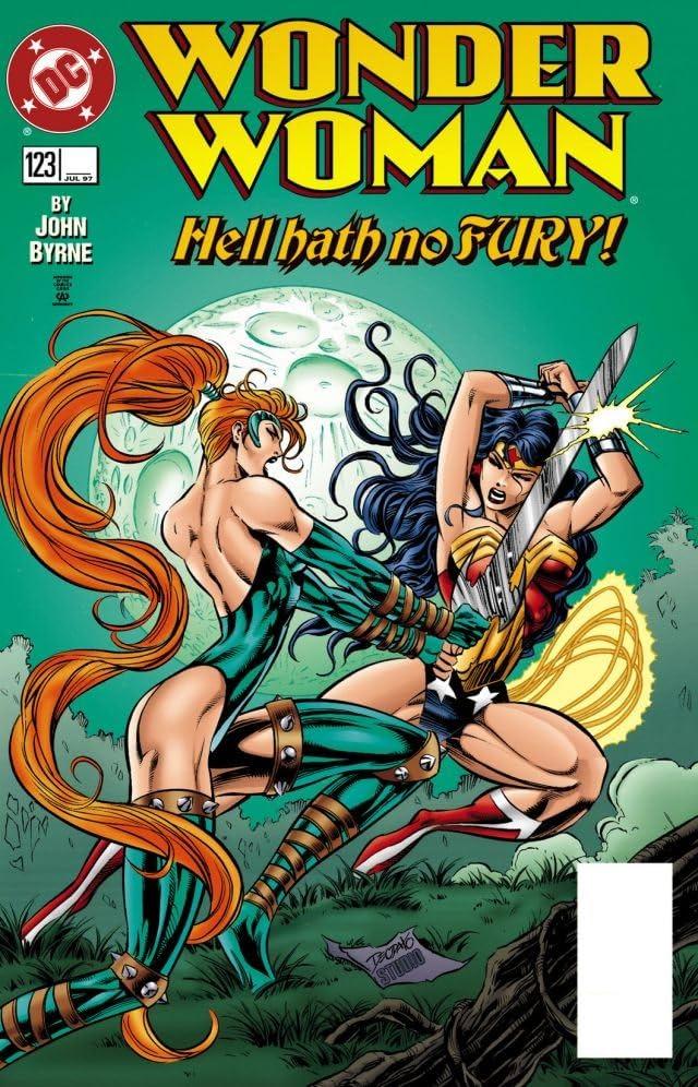 Wonder Woman (1987-2006) #123