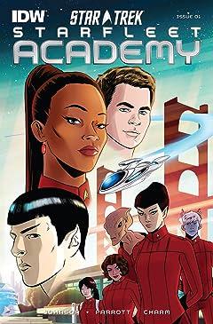Star Trek: Starfleet Academy No.1 (sur 5)