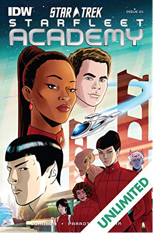 Star Trek: Starfleet Academy #1 (of 5)