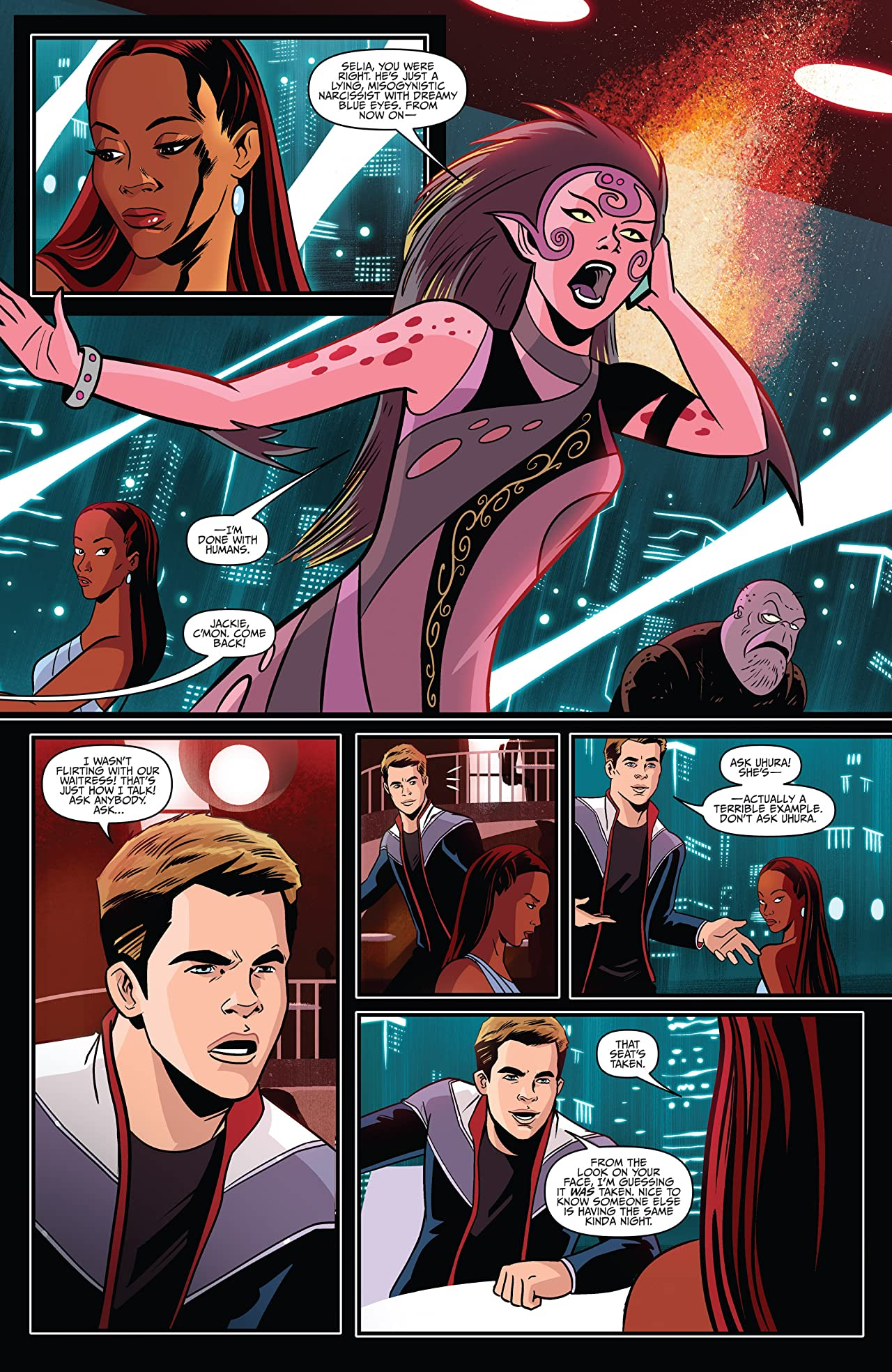 Star Trek: Starfleet Academy #1 (of 5)