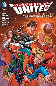 Justice League United (2014-2015) Vol. 2: The Infinitus Saga