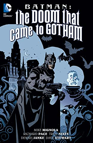 Batman: The Doom That Came To Gotham (2001-2002)