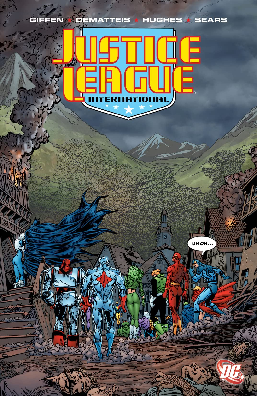Justice League International Vol. 6