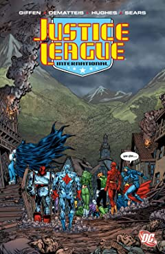 Justice League International Tome 6