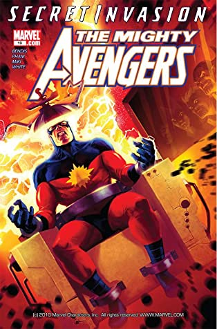 Mighty Avengers (2007-2010) #19