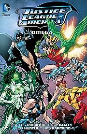 Justice League of America (2006-2011): Omega