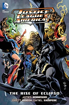 Justice League of America (2006-2011): The Rise of Eclipso