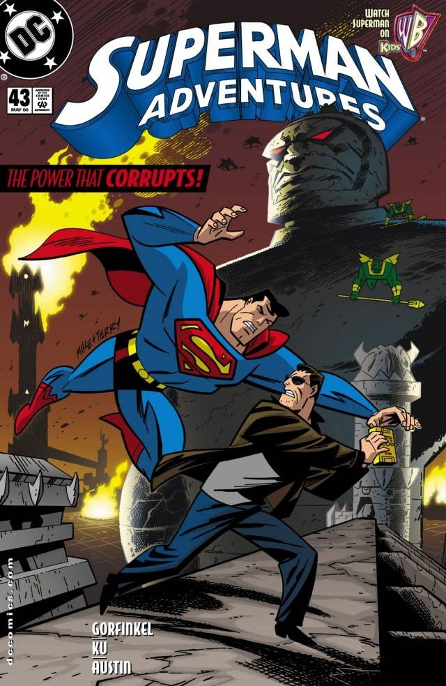 Superman Adventures (1996-2002) #43