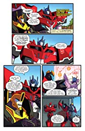 Transformers: Robots In Disguise Animated (2015-2016) #5