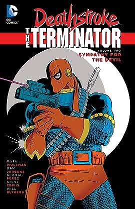 Deathstroke: The Terminator (1991-1996) Vol. 2: Sympathy For The Devil