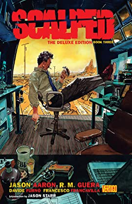 Scalped: Book Three - Deluxe Edition