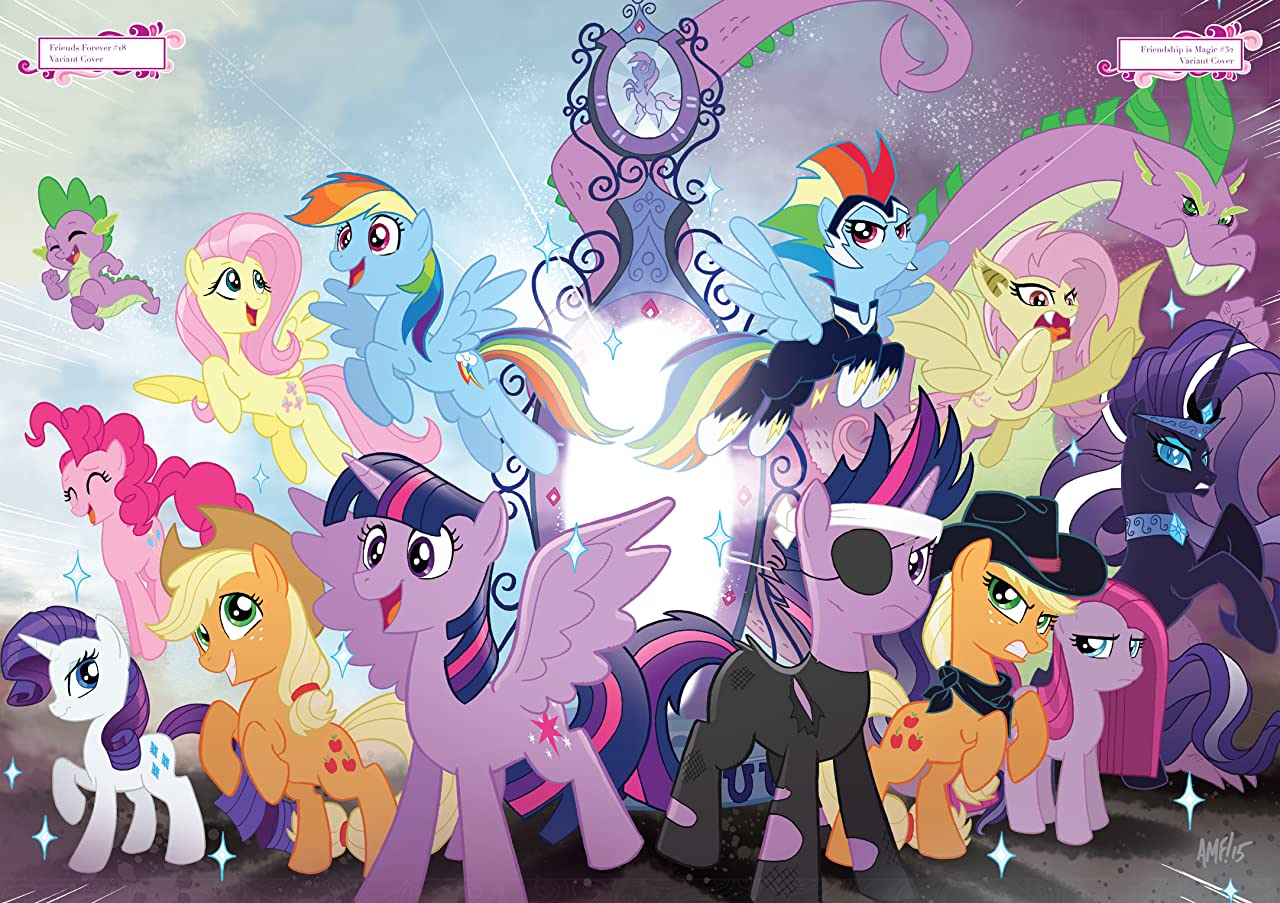My Little Pony: Art Is Magic!