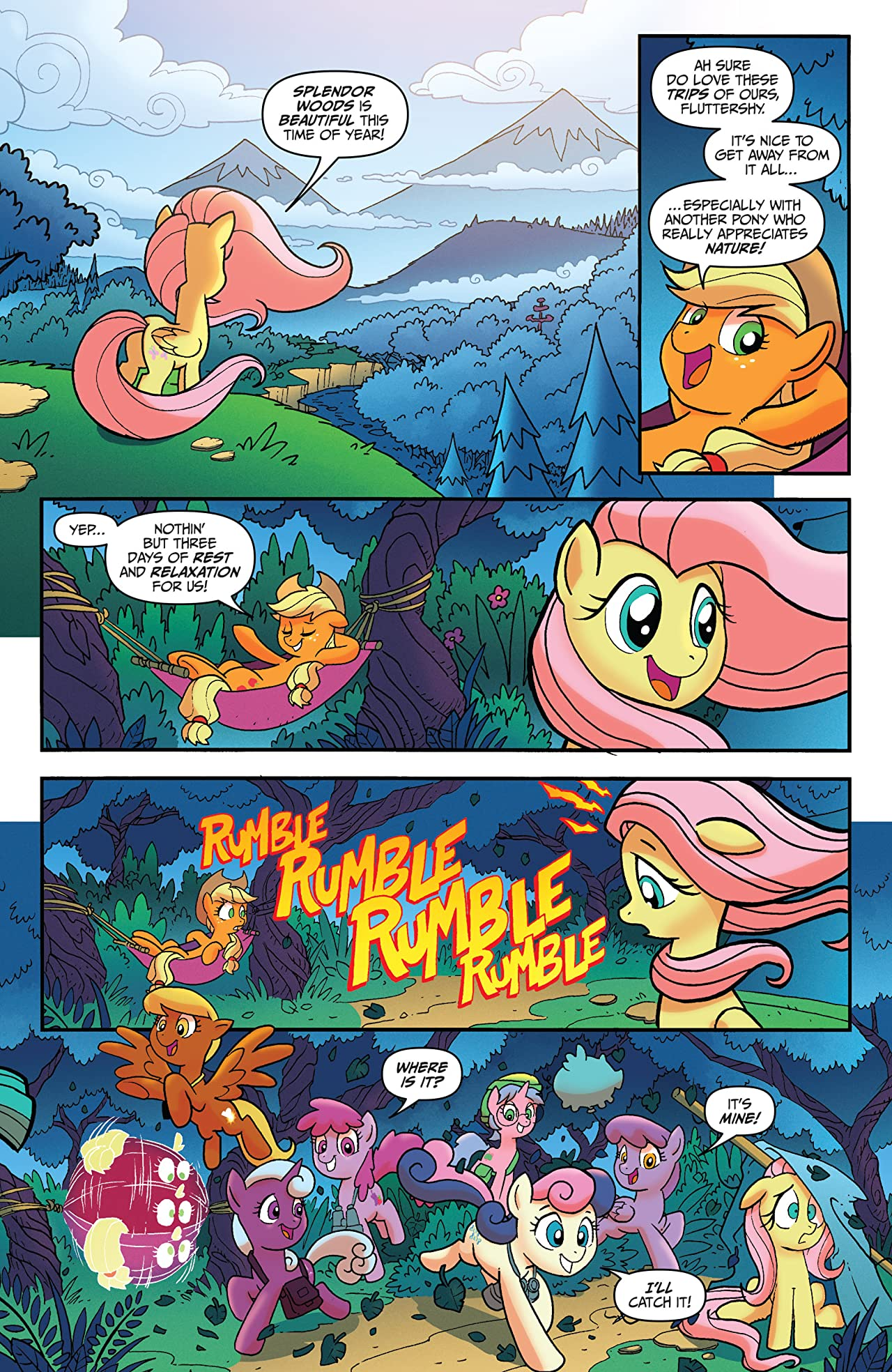 My Little Pony: Friends Forever #23