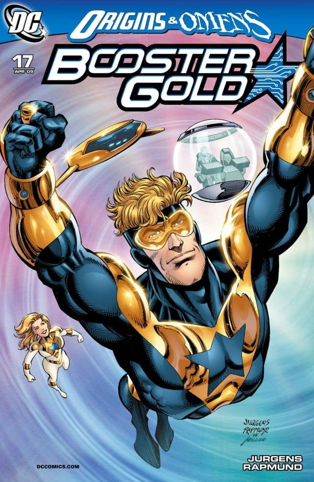 Booster Gold (2007-2011) #17
