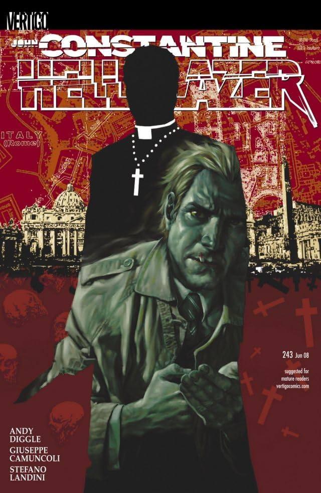 Hellblazer #243