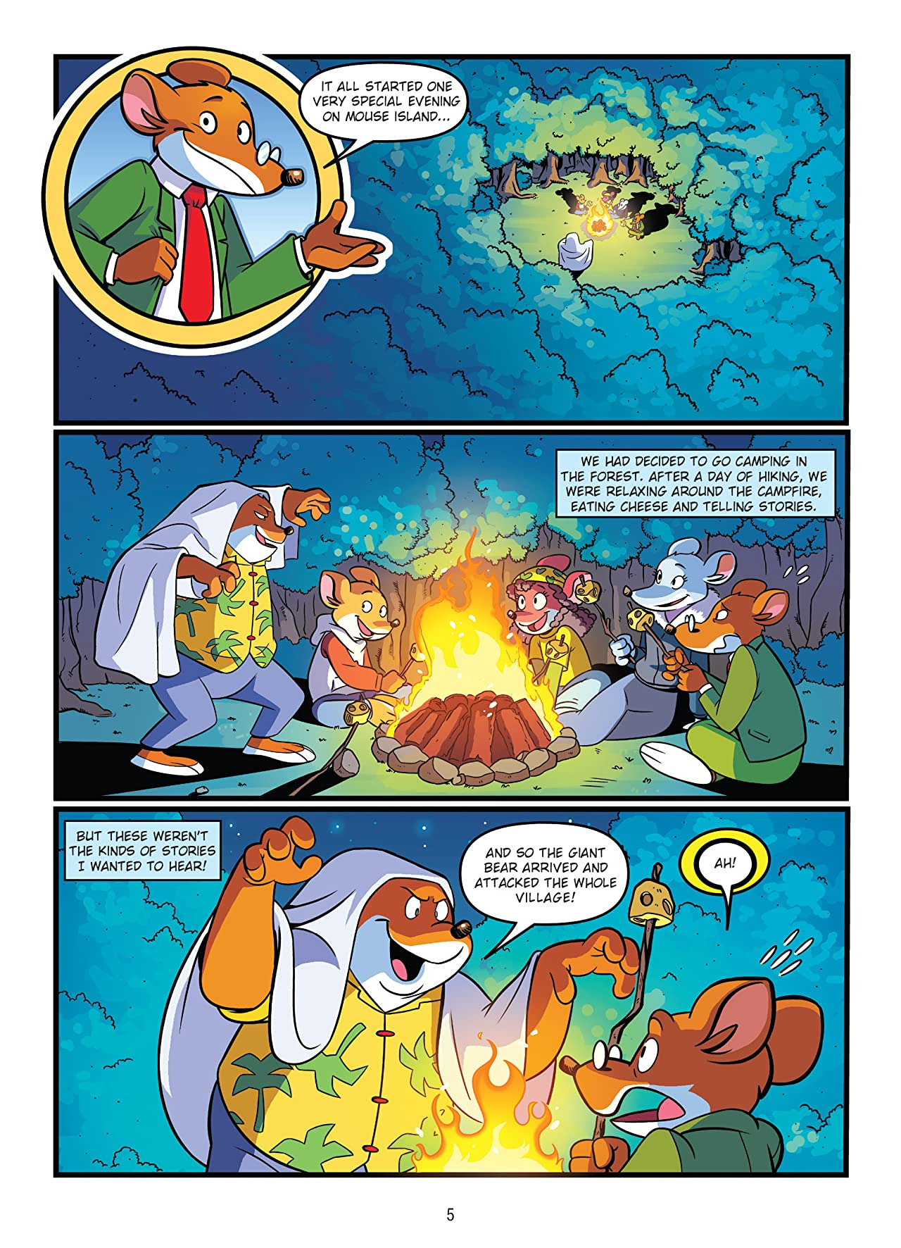 Geronimo Stilton Vol. 17: The Mystery of the Pirate Ship