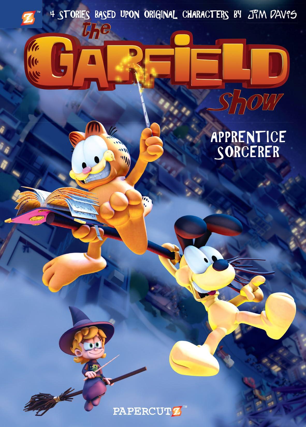 The Garfield Show Vol. 6: Stink, Stank, Stunk