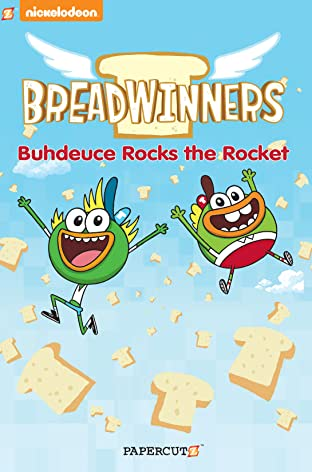 Breadwinners Vol. 2: Buhdeuce Rocks the Rocket