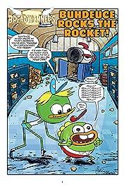 Breadwinners Vol. 2: Buhdeuce Rocks the Rocket
