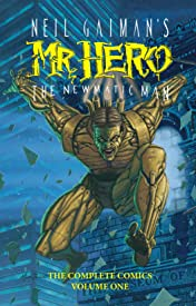 Neil Gaiman's Mr. Hero- The Newmatic Man Vol. 1: The Complete Comics