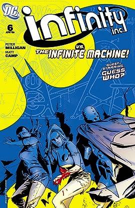 Infinity Inc. (2007-2008) #6