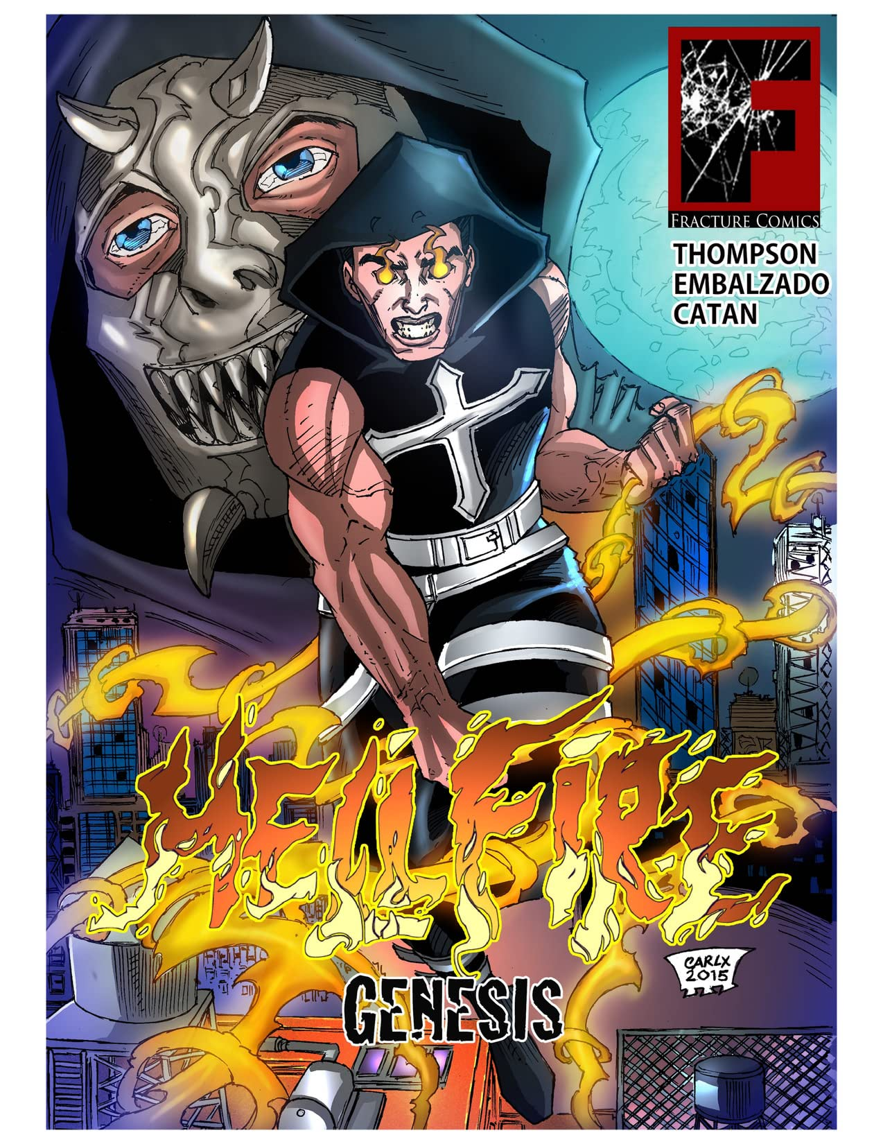 Hellfire: Genesis
