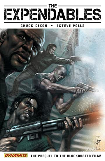 The Expendables: Collected Edition
