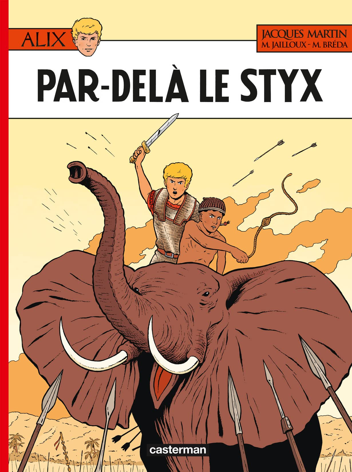 Alix Vol. 34: Par-delà le Styx