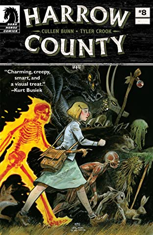 Harrow County No.8