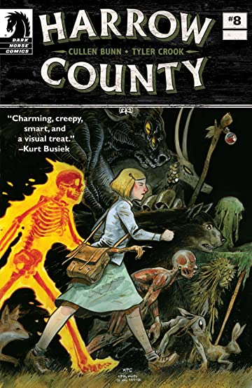 Harrow County #8