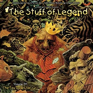 The Stuff of Legend Vol. 4 - The Toy Collector No.1 (sur 5)