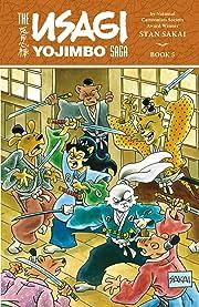 Usagi Yojimbo Saga Vol. 5