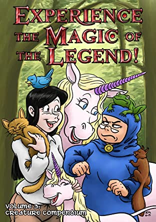 Experience the Magic of the Legend! #3