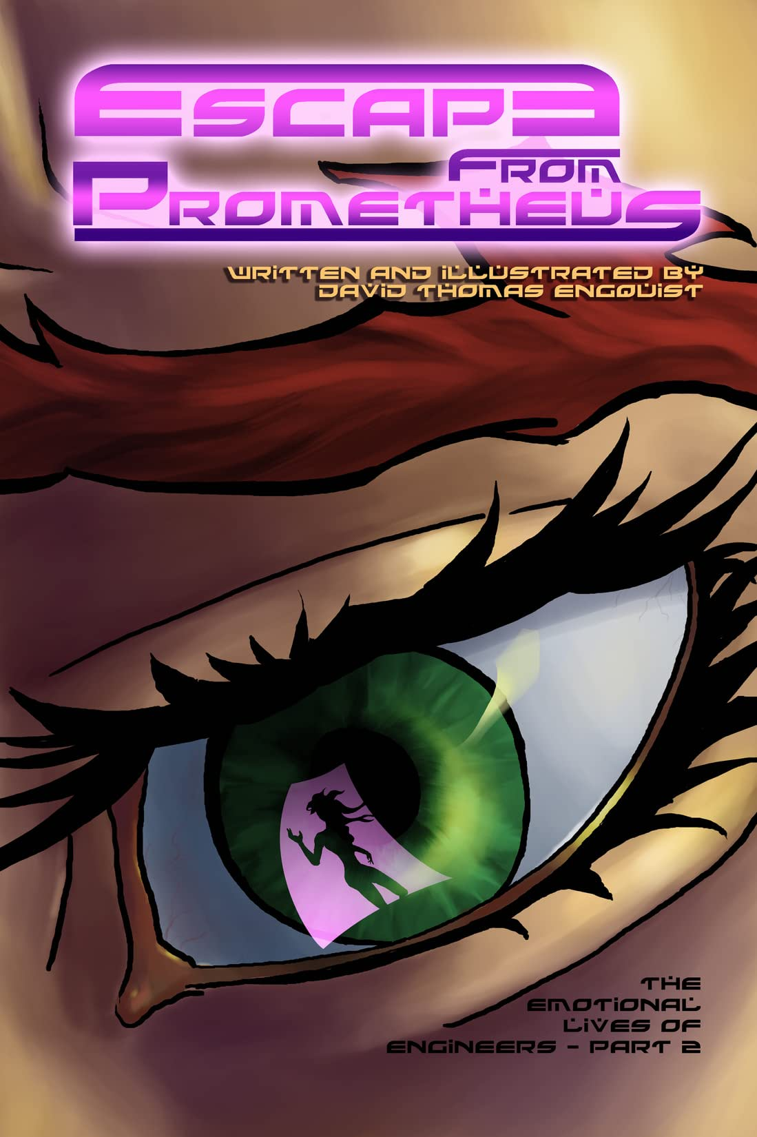 Escape from Prometheus #3