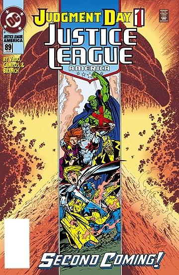 Justice League America (1987-1996) #89
