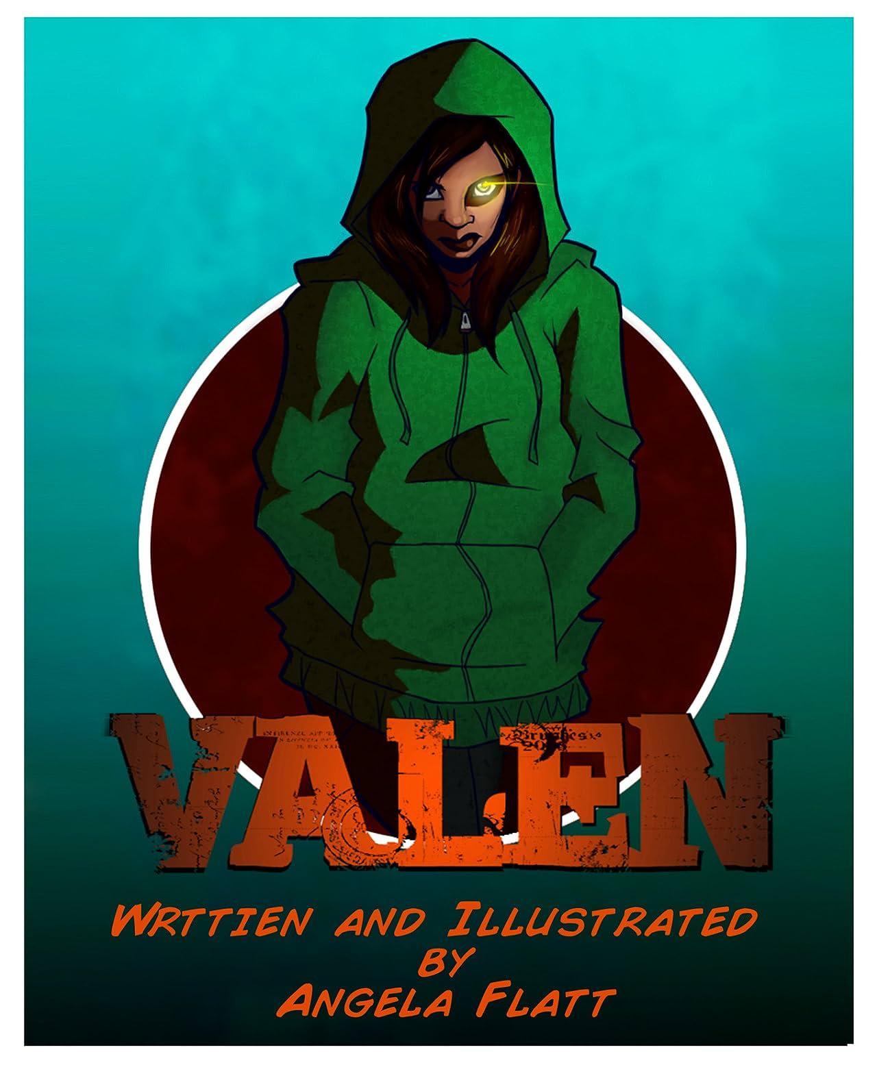 Valen Vol. 1: Monster Under the Bed