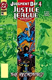 Justice League America (1987-1996) #90