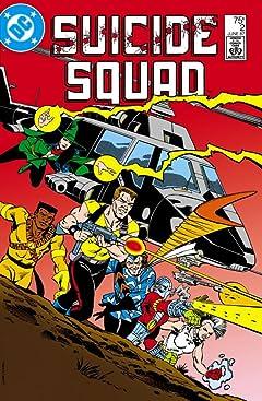 Suicide Squad (1987-1992) No.2