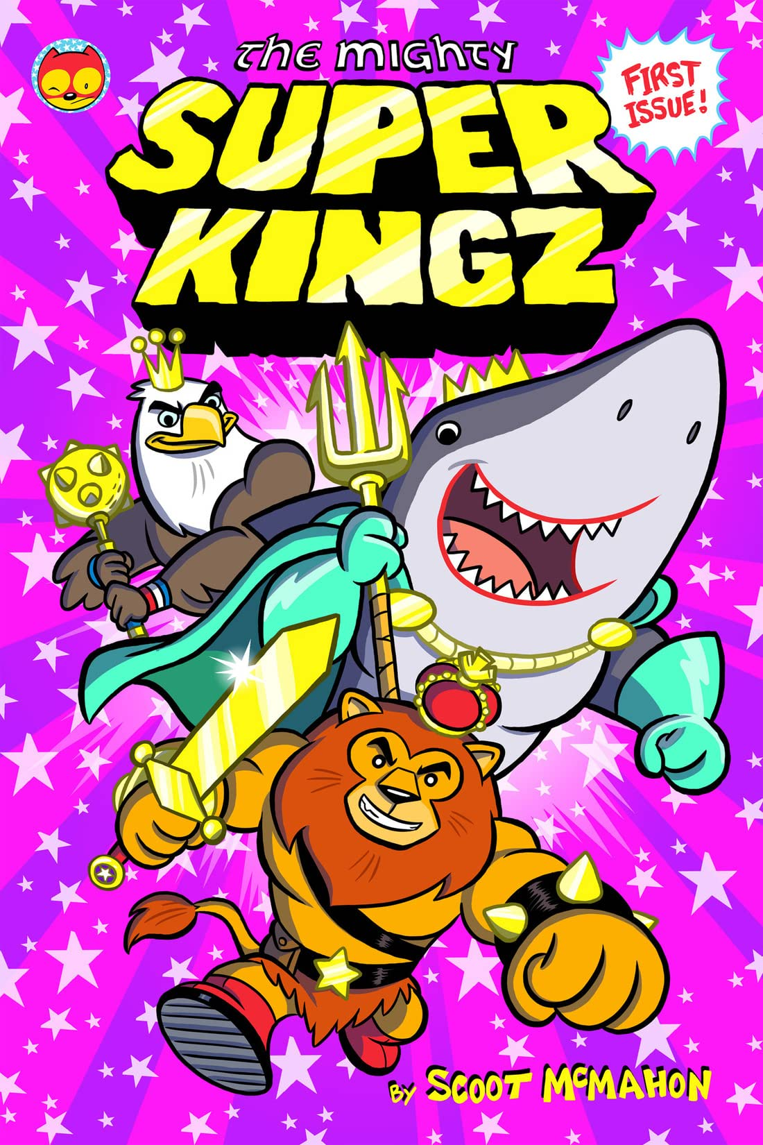 The Mighty Super Kingz #1