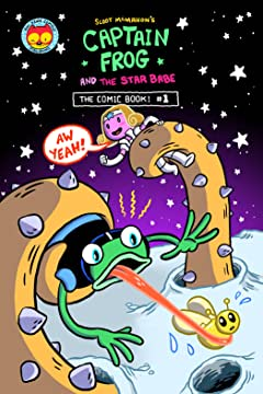 Captain Frog and The Star Babe #1