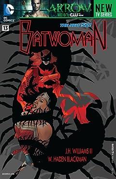 Batwoman (2011-2015) #13