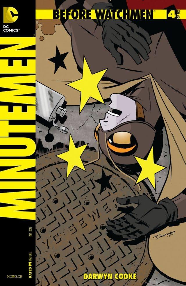 Before Watchmen: Minutemen #4