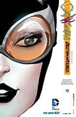 Catwoman (2011-) #13