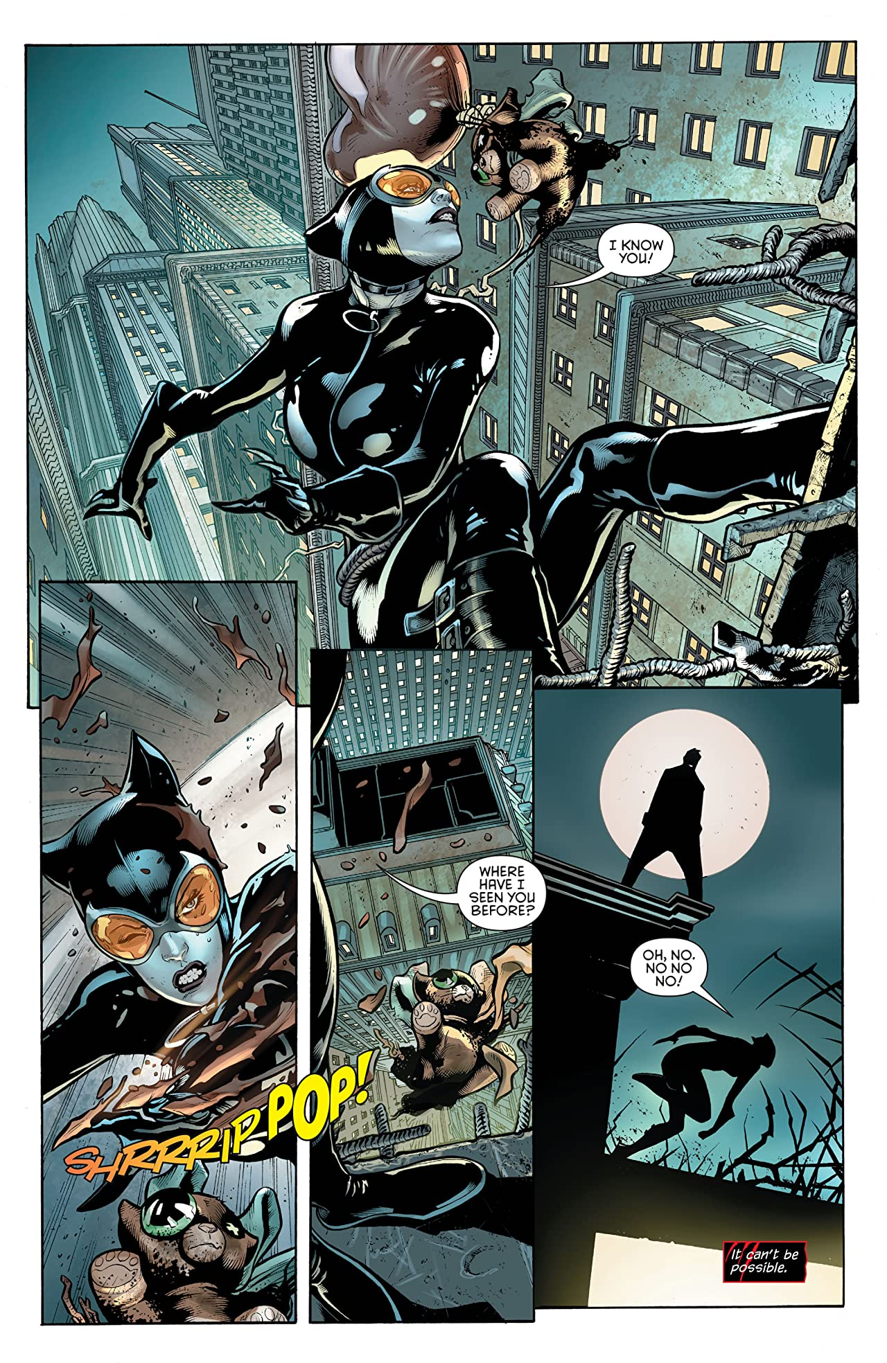 Catwoman (2011-2016) #13