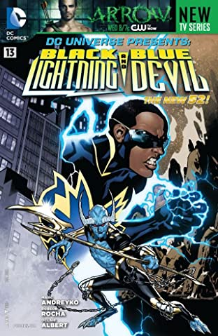 DC Universe Presents (2011-2013) No.13