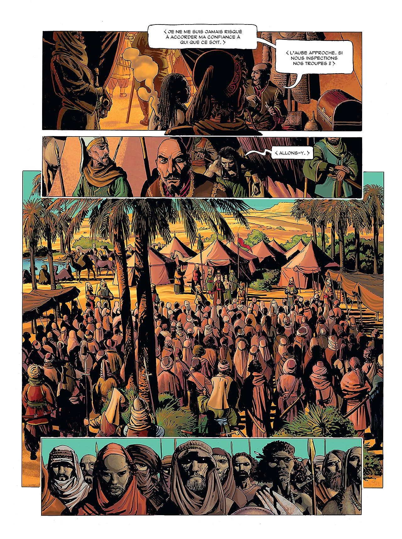 Nous, les morts Vol. 4: Les enfants d'Abel