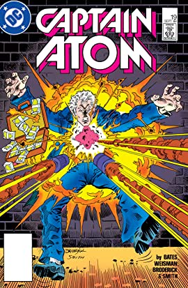 Captain Atom (1986-1991) No.19
