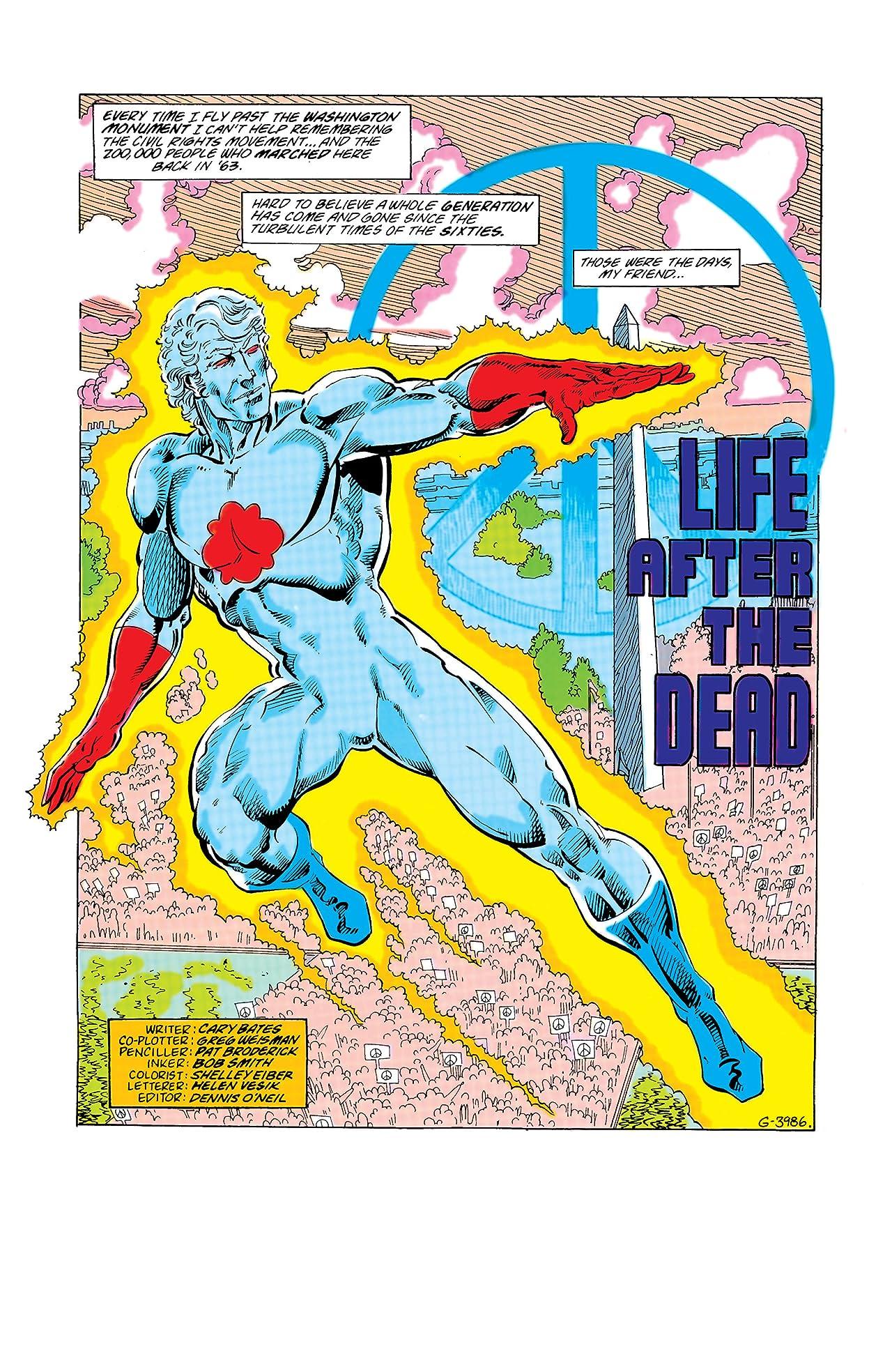Captain Atom (1986-1991) #19