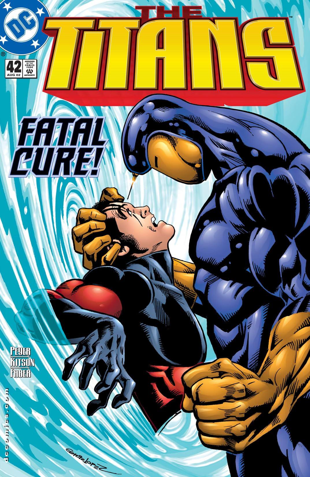 The Titans (1999-2003) #42