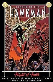 Legend of the Hawkman (2000) #3